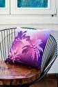 home-bath Kırlent Violet Shadows Renkli